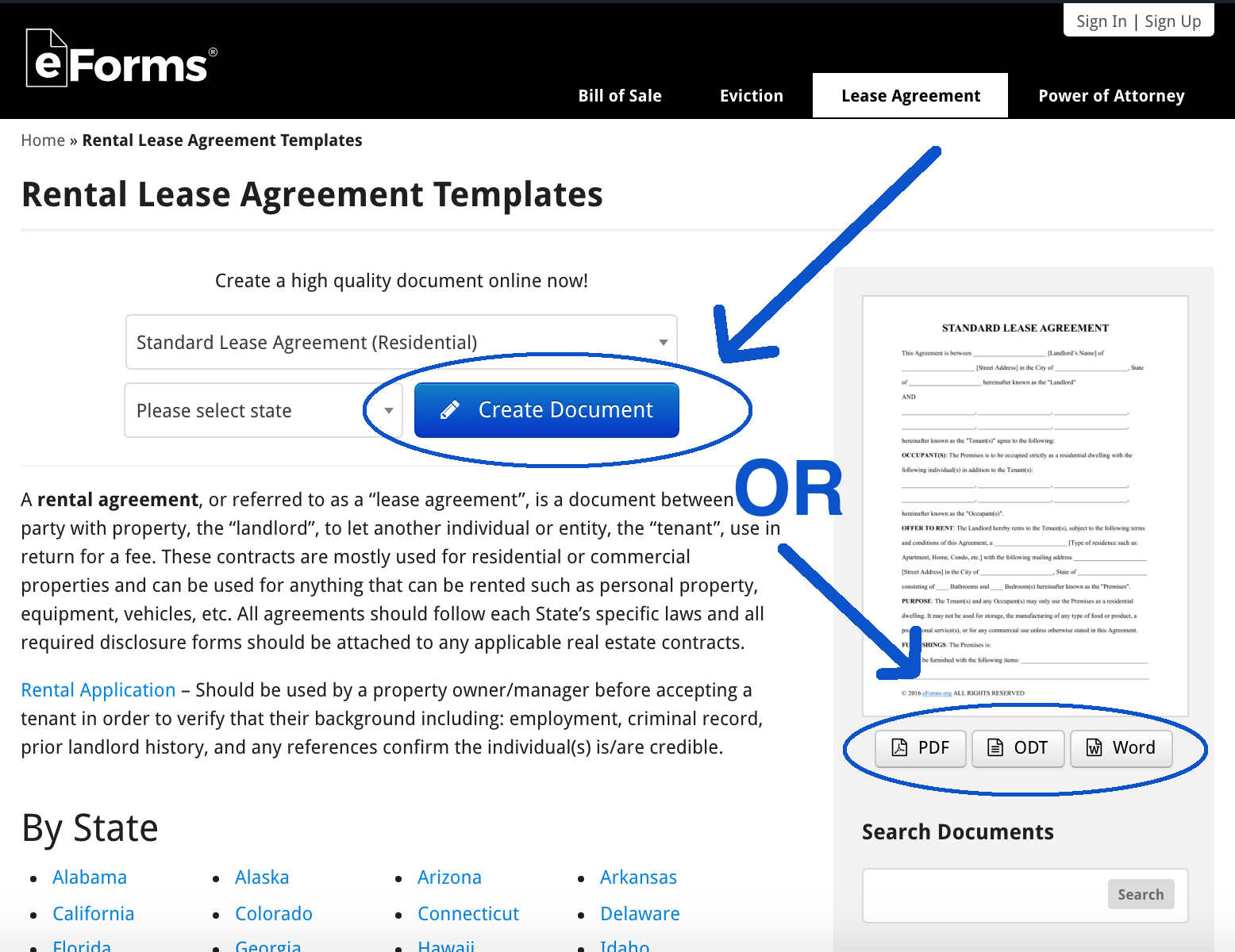 What Is Eforms Eforms